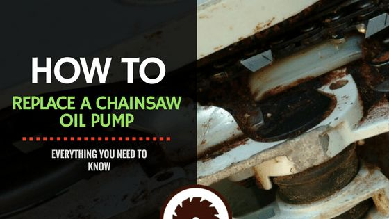 Why should I even care about learning how to replace a chainsaw oil pump? Chainsaw oil pumps help to keep the machine from overheating and keeping them in top s