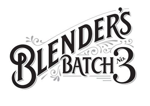 Blender's Batch No. 3   King George