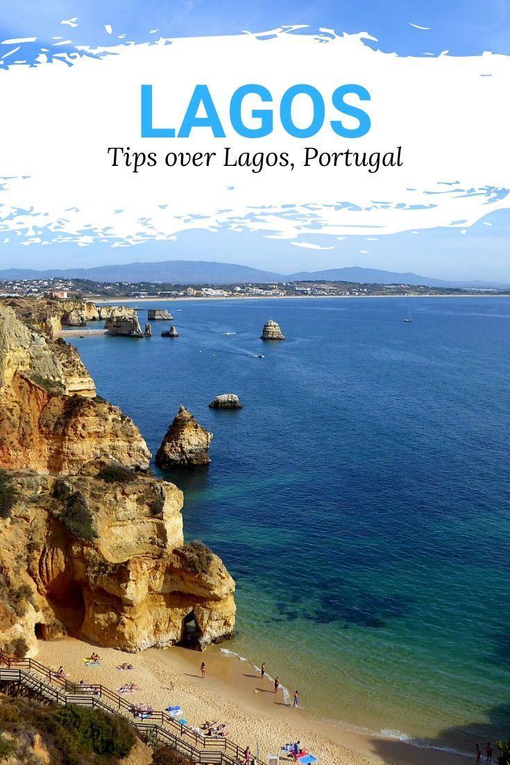 Lagos, Portugal | Reizen door europa, Reizen portugal, Algarve