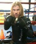 Chris Cornelius in Macho Fighter gear. Chris fights Chris ...