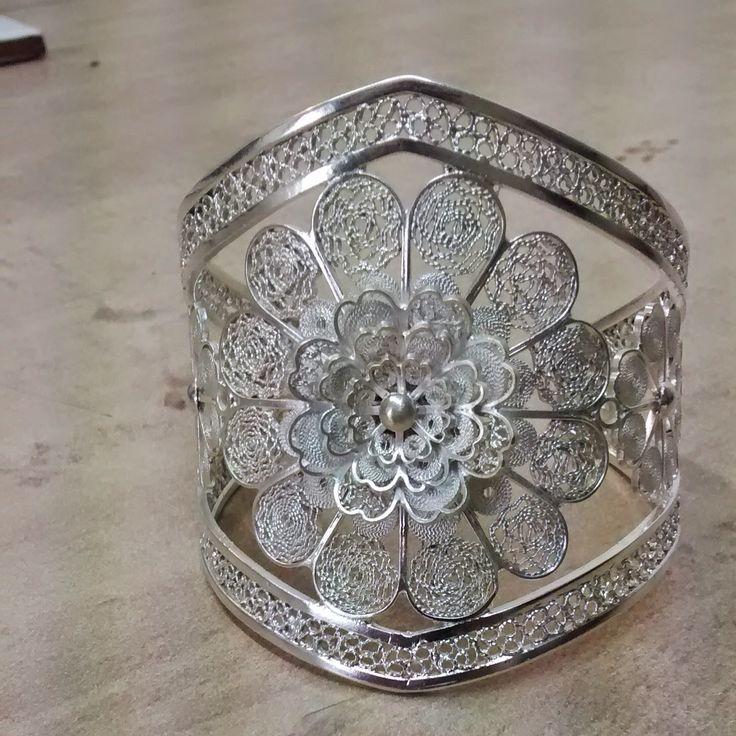 Filigrana en plata hecho en cali colombia