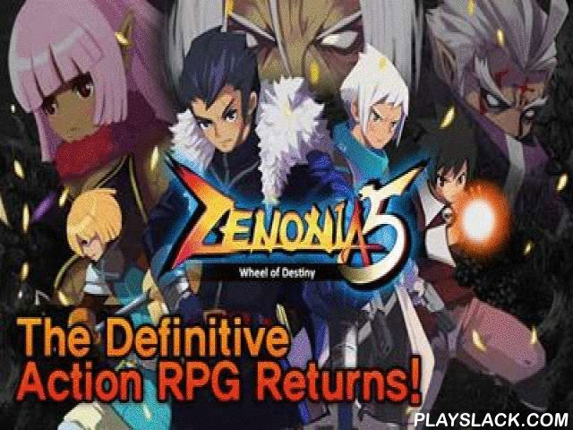 ZENONIA 5  Android Game - playslack.com , ZENONIA 5 is an outstanding act RPG! There was a superb war, having the aim to regenerate order and compatibility for humaneness; but greed and stinginess broke groups's whists over the years. The affluent elite became use the unfortunate and a superb empire of illumination began. Besides, monsters and demons filled  the world and pained  average groups. In the game you will have a possibility to choose one of characters: Scandinavian, craftsman…