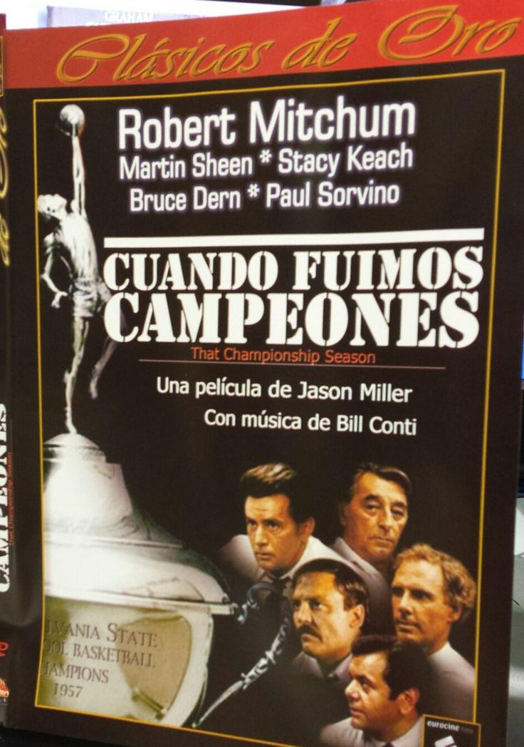 Cuando fuimos campeones [Vídeo-DVD] / una película de Jason Miller