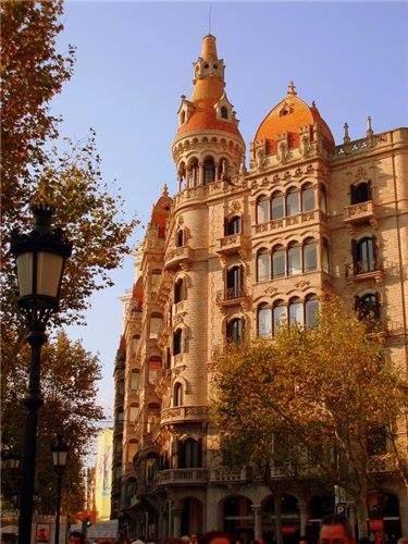 Autumn in Barcelona (Catalunya - Catalonia)
