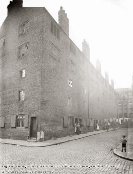 Grove Street, Broadmarsh 1934