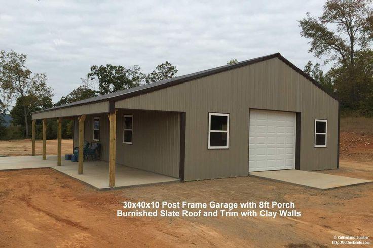 Customer Project Photo Gallery - Pole Barns