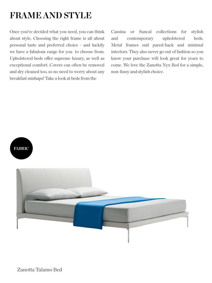 #ClippedOnIssuu from Bed Buying Guide