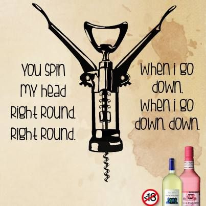 Only a true cousin knows the corkscrew dance...