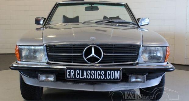 1978 Mercedes-Benz SL  - 280  convertible 1978 in very good condition
