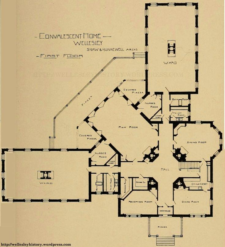 Children's Hospital Floor Plans - Google Search