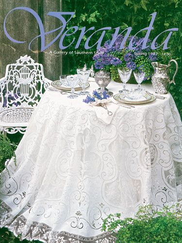 Veranda's Covers Through The Years - Veranda.com