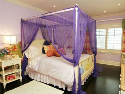 Best Diy Romantic Bed Canopies Images On Pinterest Bedrooms