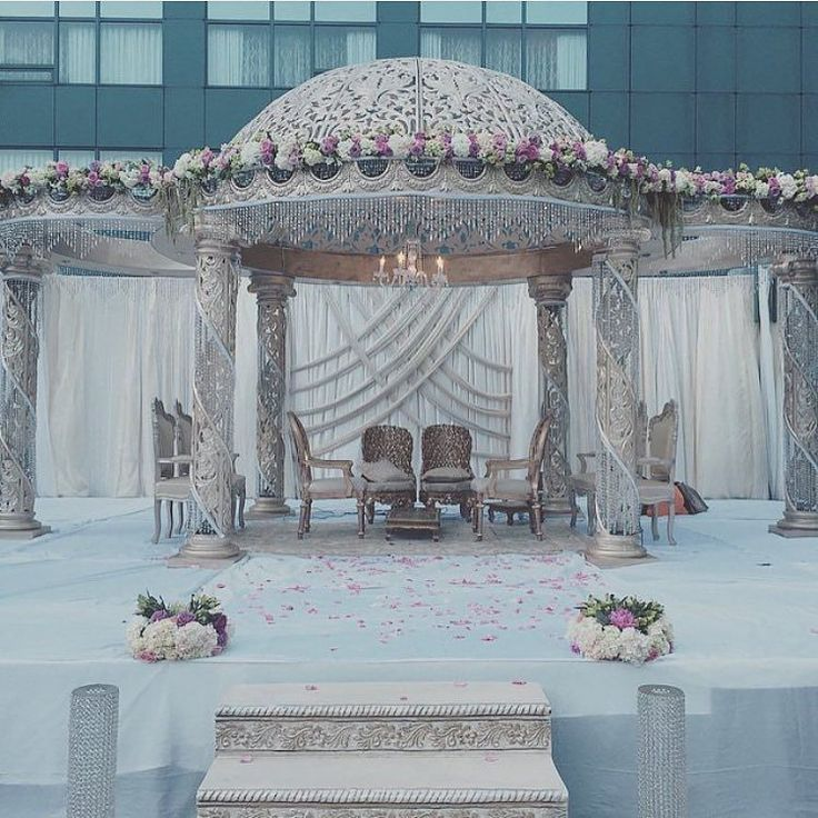 Wedding planning can makes your dream come true....by @events_by_c #bigindianwedding #indianwedding #indianweddingdecor #luxuryweddingplanner #flowerdecoration #weddingmandap #mandap #wedding #luxurywedding #weddingdecoration #weddingdecor #decorideas #decorinspiration