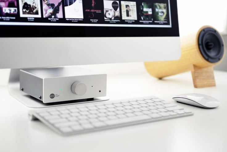 WRS MXBL - Integrated Amplifier with USB DAC and Bluetooth