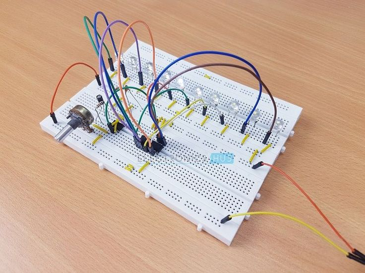 Simple Circuits Projects