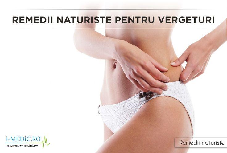 Vergeturile reprezinta leziuni sau cicatrici aparute in stratul superior al epidermei, care au tendinta de a-si diminua aspectul neplacut odata cu trecerea timpului. Cauzele aparitiei vergeturilor sunt extrem de vaste, pornind de la pubertate si pana la obezitate, sau construirea rapida a masei musculare. http://www.i-medic.ro/remedii/remedii-naturiste-pentru-vergeturi