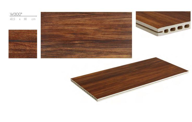 FRONTEK Madera - Revestimiento de Fachadas con acabados en madera | Grecogres