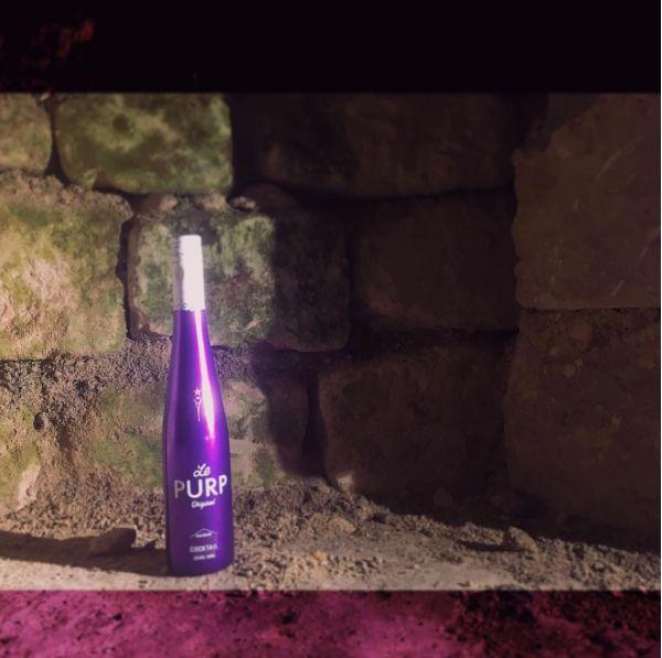 #purp #lepurp #purple #violet #vibe #drink #cocktail #drinks #tipsybartender #purppapi #mixology #bartender #drinkoftheyear #vibe #love #fashion #beautiful #cute #design #lifestyle #highend #spirits #champagne #lounge #moonshine #vodka #wineexpo #bestdrink #prowein #alcohol #brand #catacombs