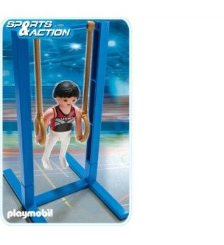 Playmobil Games Gymnast with Rings (5189)