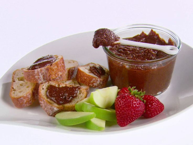 Homemade Chocolate-Hazelnut Spread Recipe : Giada De Laurentiis : Food Network - FoodNetwork.com