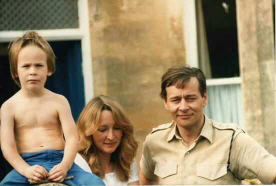 James, Claire and John