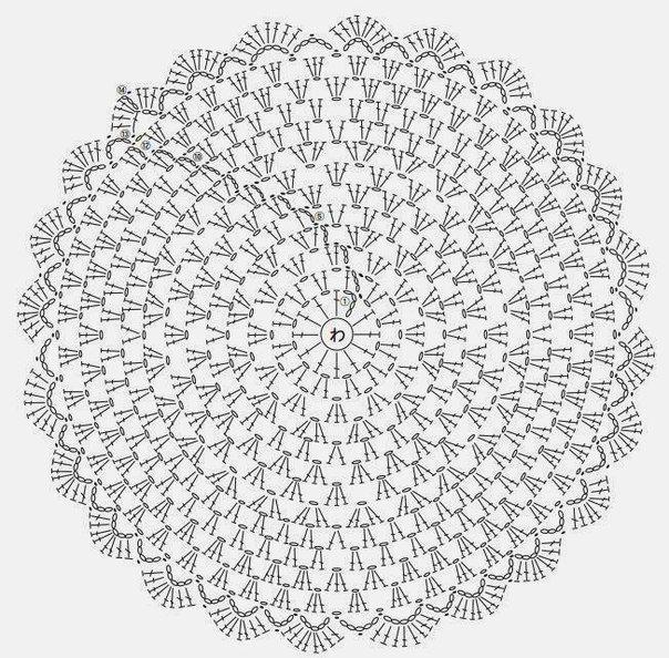 Mejores 1195 imágenes de Crochet en Pinterest | Patrones de ...