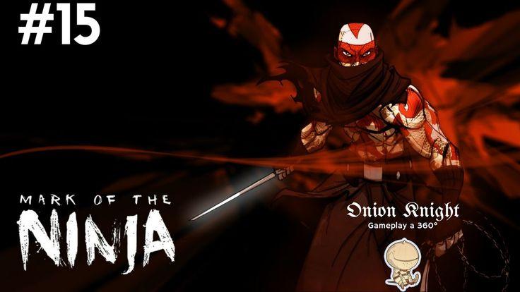 Mark of the Ninja - Walktrough - Part #15 Attraverso la sabbia cocente