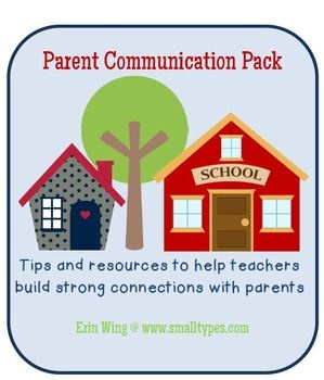 Especially designed for new teachers, this packet will provide resources to help you create a plan for parent communication so you can easily keep parents informed and let them know that you value their input. These are simple tips, templates and organizational strategies meant to help you open the lines of communication and create a partnership with parents without spending lots of extra time or effort. $6