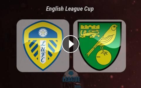 Leeds United vs Norwich City Highlights   League Cup   October 25, 2016 You are watching video highlights of English League Cup match: Leeds United FC...