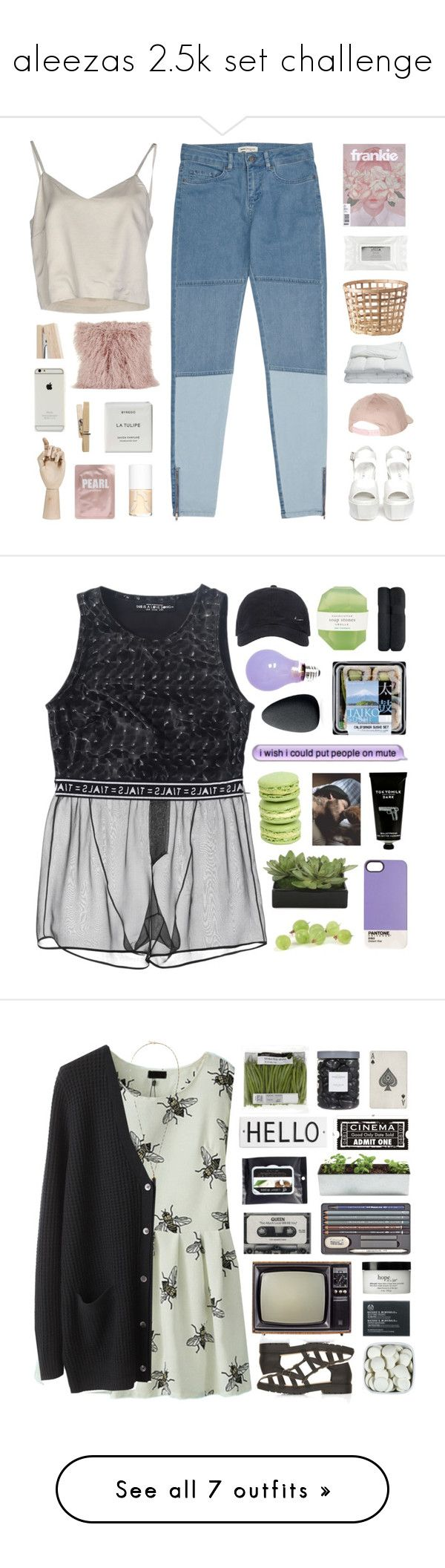 """""""aleezas 2.5k set challenge"""" by centurythe ❤ liked on Polyvore featuring infinitysetchallenge, Reiss, Erika Cavallini Semi-Couture, Natures Collection, Byredo, Uslu Airlines, HAY, Stila, Billabong and Opening Ceremony"""