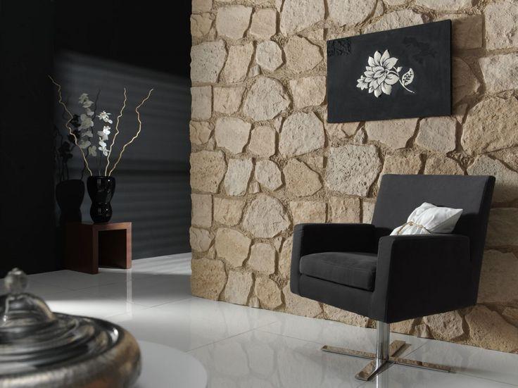 decoracion facil paredes de piedra
