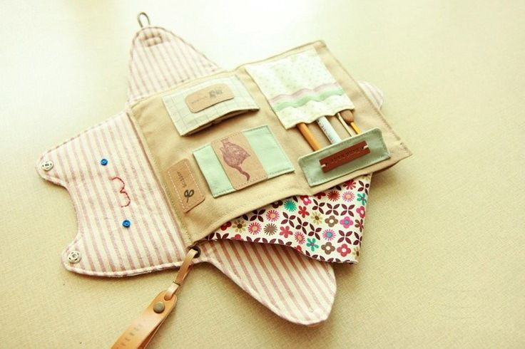 Sewing Organizer Bag Tutorial