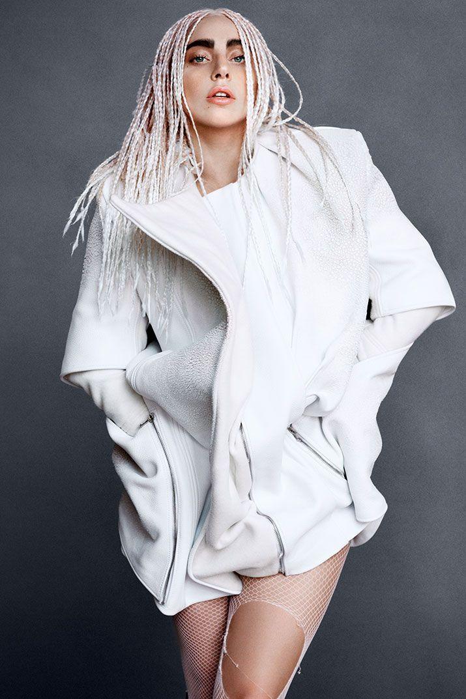 Lady Gaga Opens Up To Karl Lagerfeld - Lady Gaga Interview - Harper's BAZAAR Magazine
