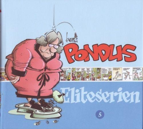 Detaljer for Pondus Eliteserien nr.5 2009