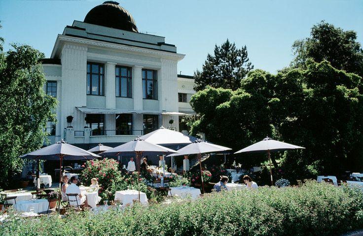 Perinteikäs helsinkiläisravintola Katajanokan Kasino valmistui vuonna 1913 [Royal ravintolat]