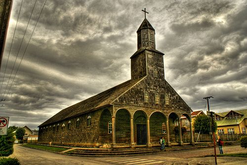 Iglesia de Achao, Chiloé