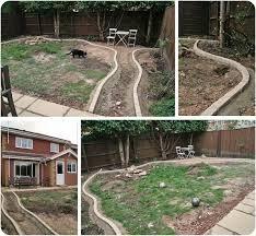 risultati immagini per idee per vialetti nel prato davanti casa ... - Piccolo Giardino Davanti Casa