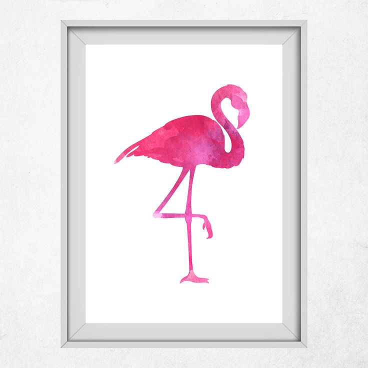 Pink Decor, Flamingo Decor, Pink Art, Flamingo Home Decor, Tropical Decor, Beach Decor, Pink Home Decor, Printable Art, Instant Download by DigitalSpot on Etsy