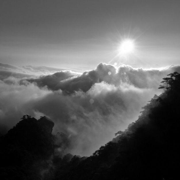 Черно-белые фотографии Weichuan Liu