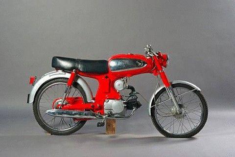 1970 Honda 49cc C320
