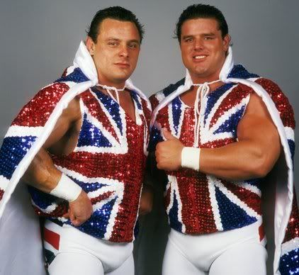 wwf in the 80's | Why The British Bulldogs are the Greatest Tag Team of the 80′s (EvE)