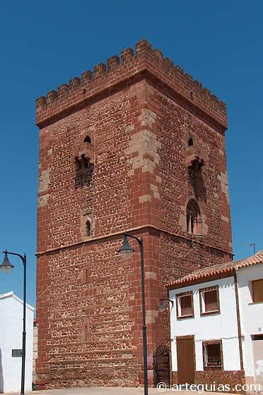 Torreón Palacio del Gran Prior de los Hospitalarios de Alcázar de San Juan