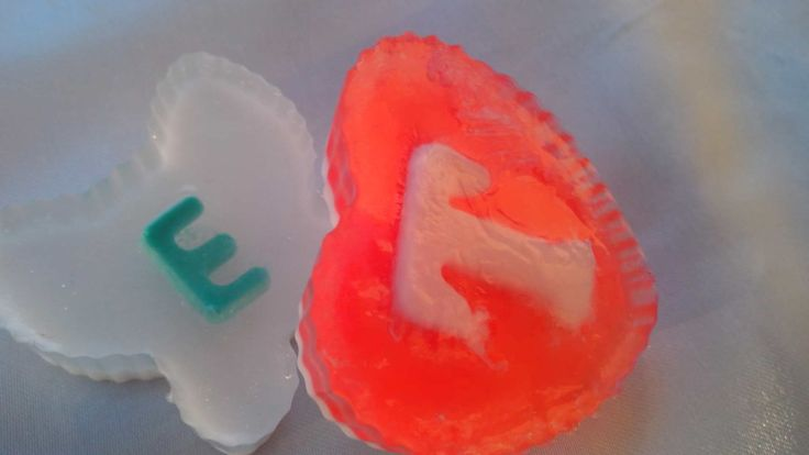 Soaps with Monograms