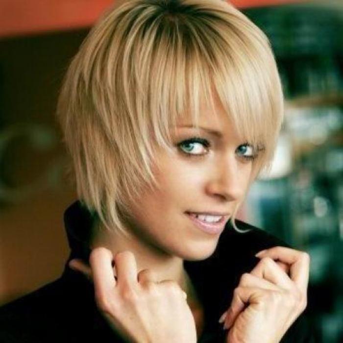 Стрижки для тонких волос: варианты