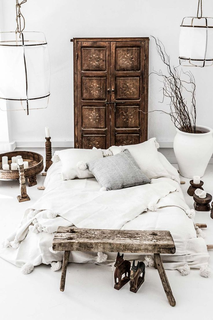 Ethnic Design With Scandinavian Simplicity