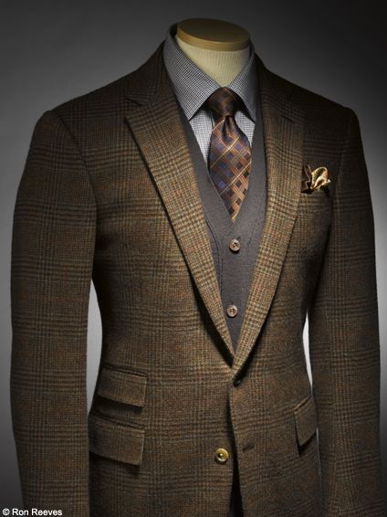 Why am I so obsessed with tweed? (I didn't write this, but I agree whole-friggin-heartedly)