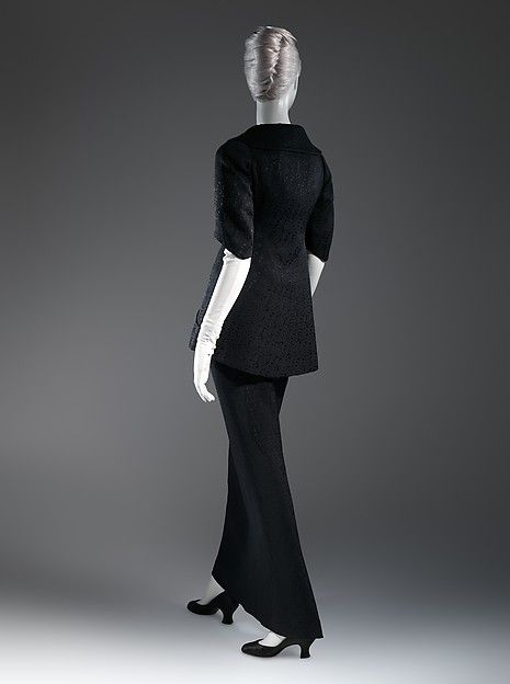 Charles James | Evening suit | American | The Met