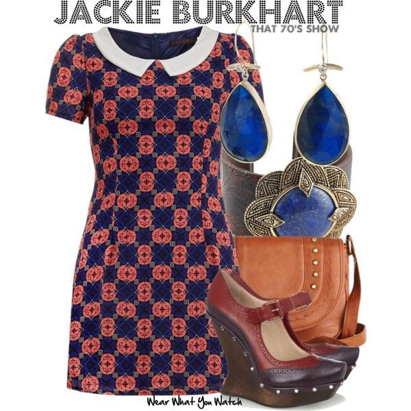Inspired by Mila Kunis as Jackie Burkhart on That 70's Show - Shopping info!