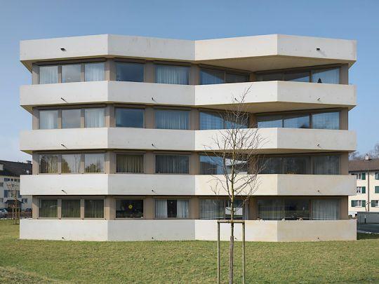 Matthias Ackermann, Housing, Frauenfeld, 2010 www.ackermann-arch.ch/