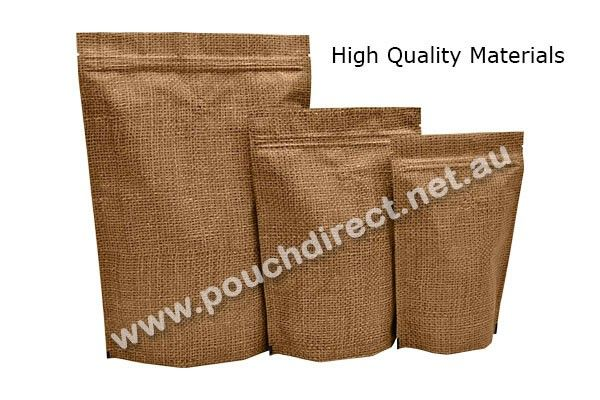 Our bag capacities/weights are based on coffee beans. The capacity for other products may vary depending on their density. To know more visit at http://www.pouchdirect.net.au/jute-look-coffee-bags-with-valve/70g-jute-look-coffee-bags-with-valve.html